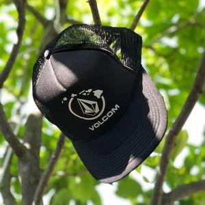 VOLCOM unisex trucker hat SnapBack Hawaii aloha